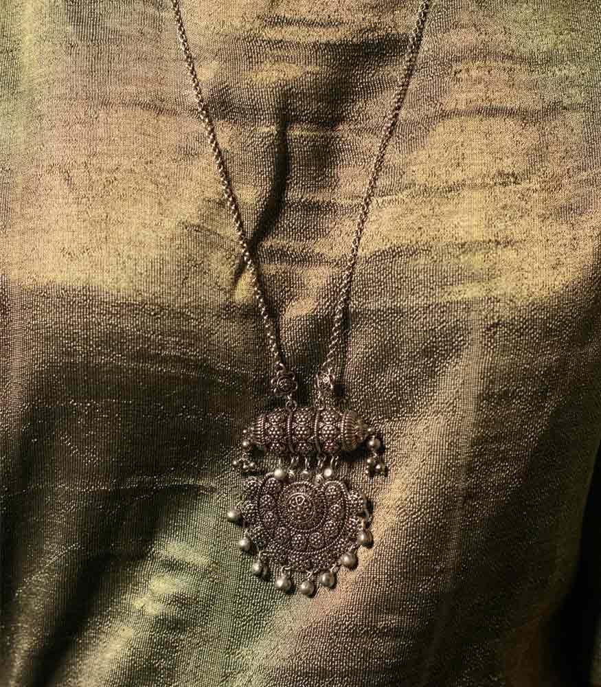ZARIIN   Earthy Dose Necklace