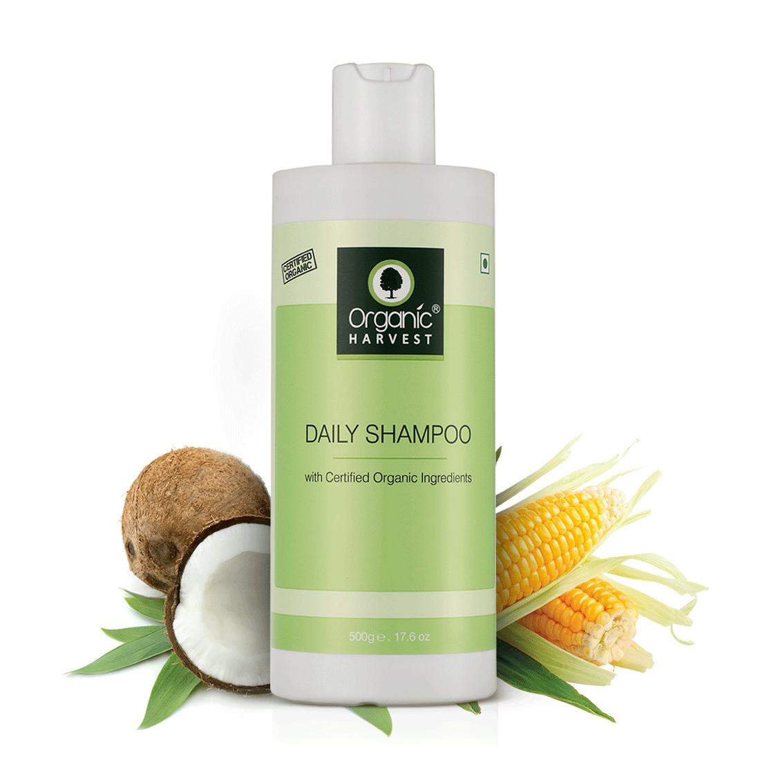 Organic Harvest | Daily Shampoo - 500ml
