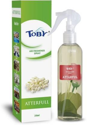 Toby | TOBY ATTARFULL Air Freshener (Room Spray) - 250 ml*2