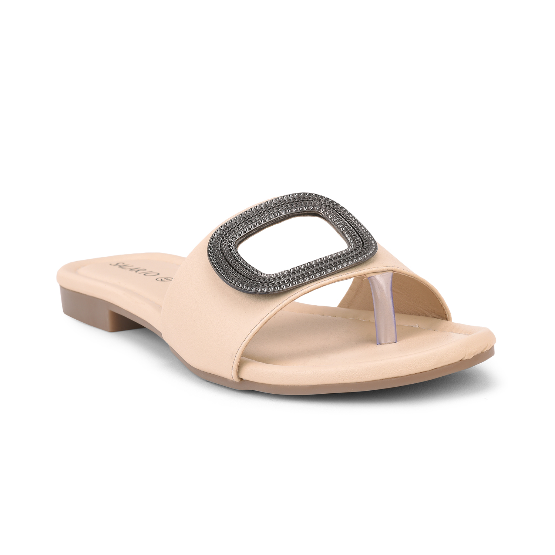 SALARIO   Salario Slip-On Flat Sandals