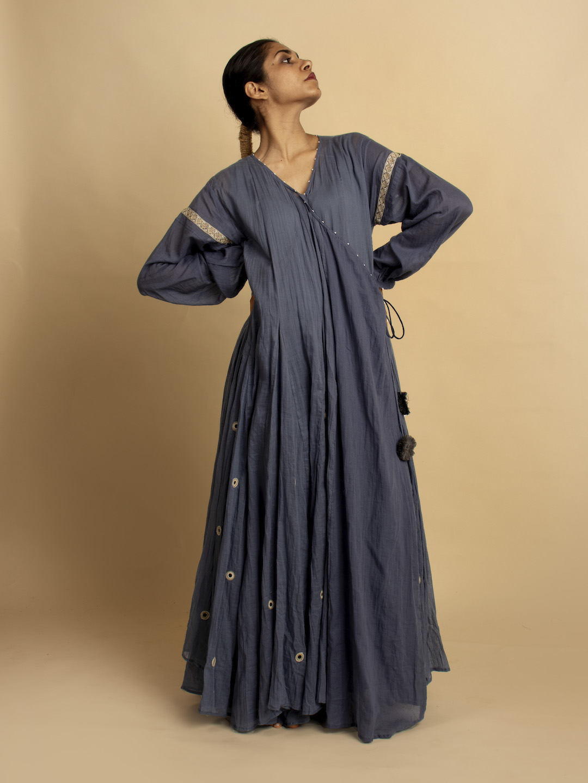 OurDve | BARI DRESS - GREY