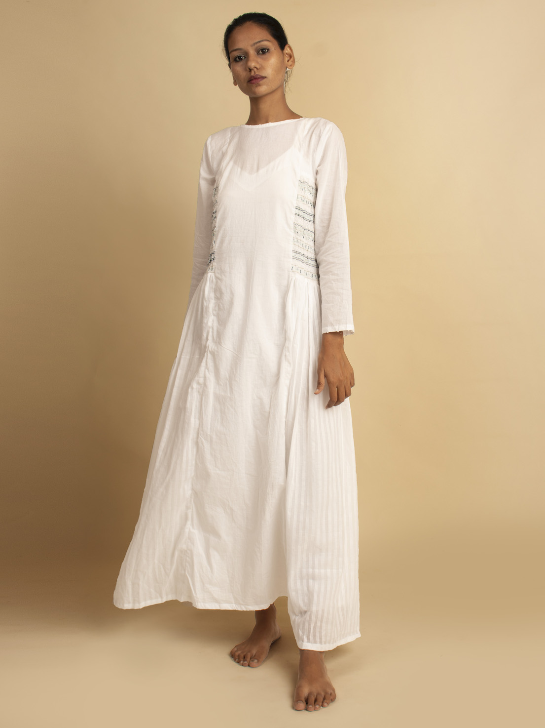 OurDve | DIBA DRESS - WHITE
