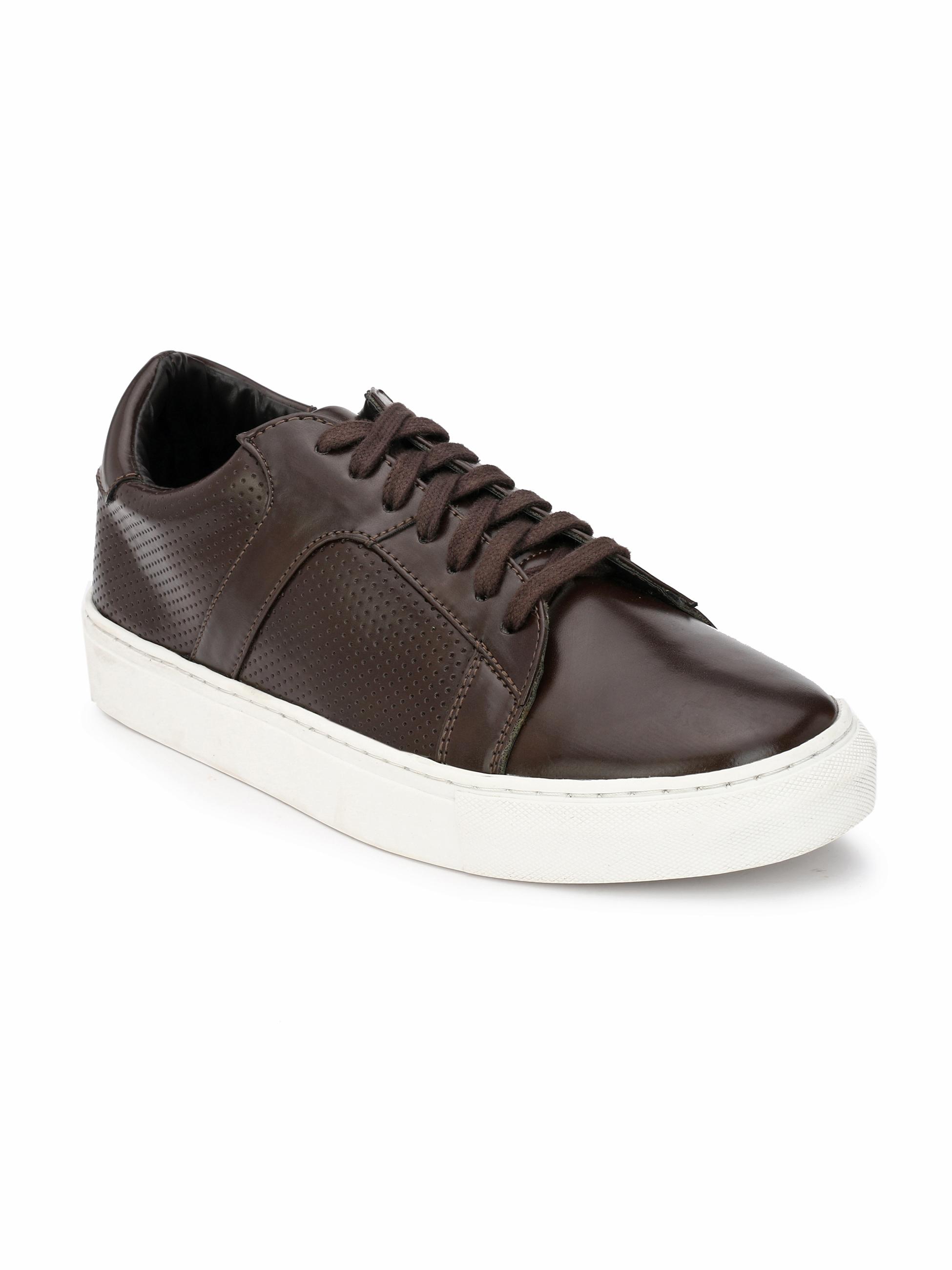 AADY AUSTIN | Aady Austin Hepner Sneakers - Brown