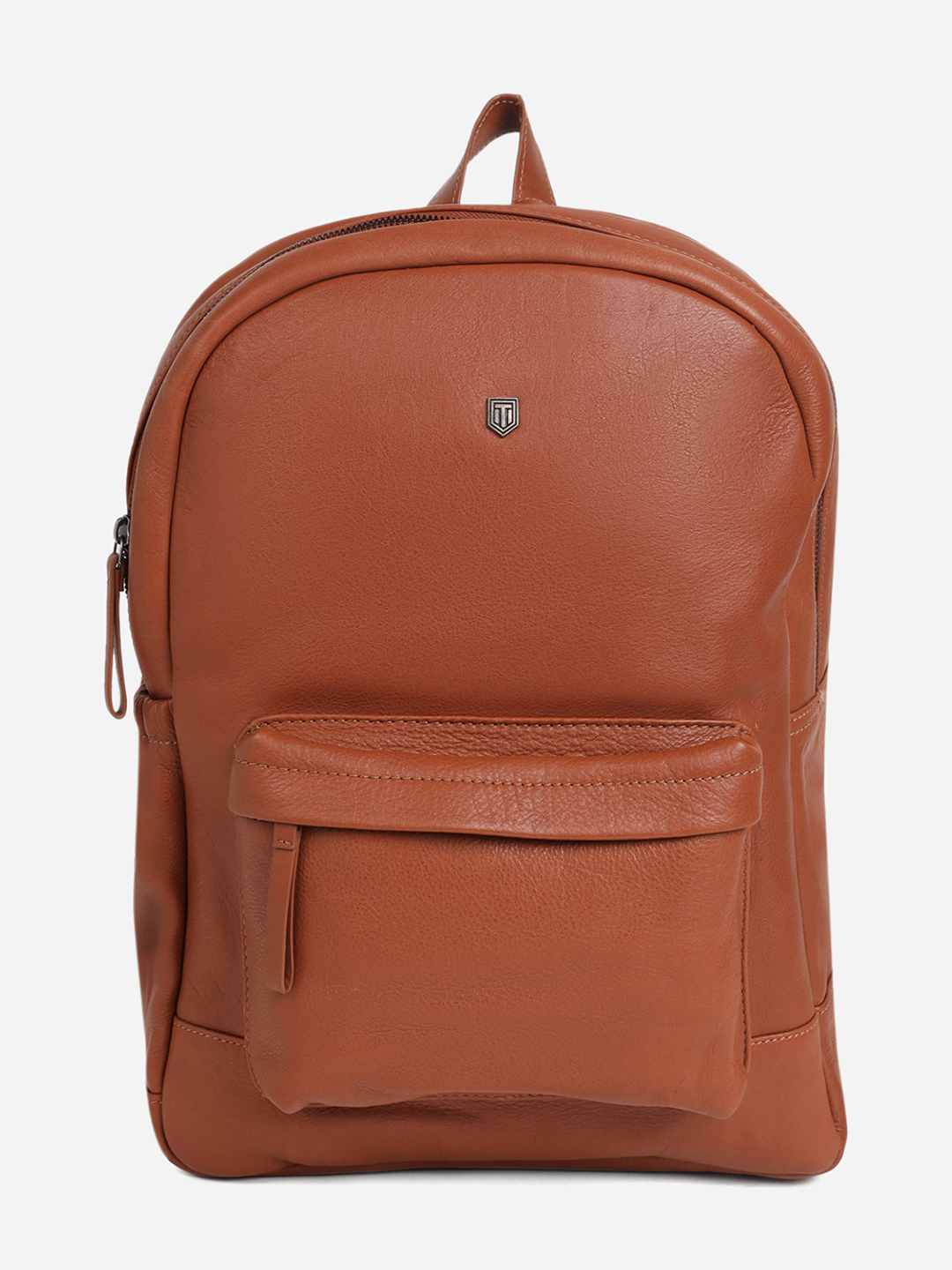 TOM LANG LONDON | TOM LANG LONDON LEATHER BACKPACK WITH FRONT AND SIDE POCKET
