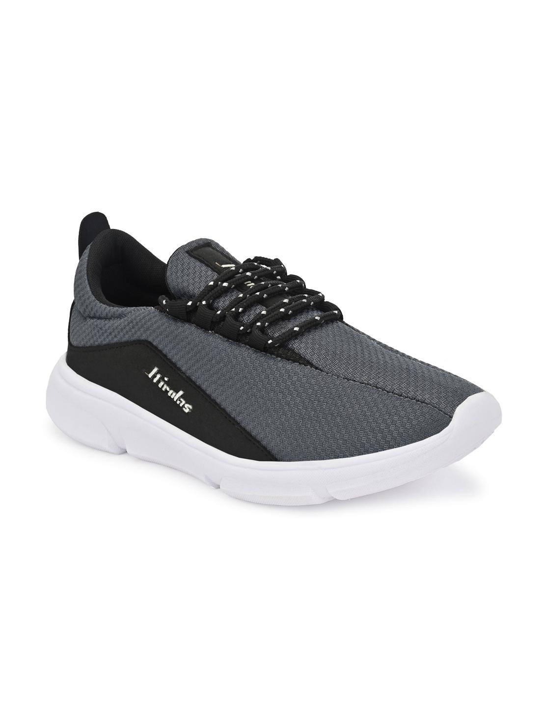 Hirolas   Hirolas Athleisure Sports Walking Shoes - Grey
