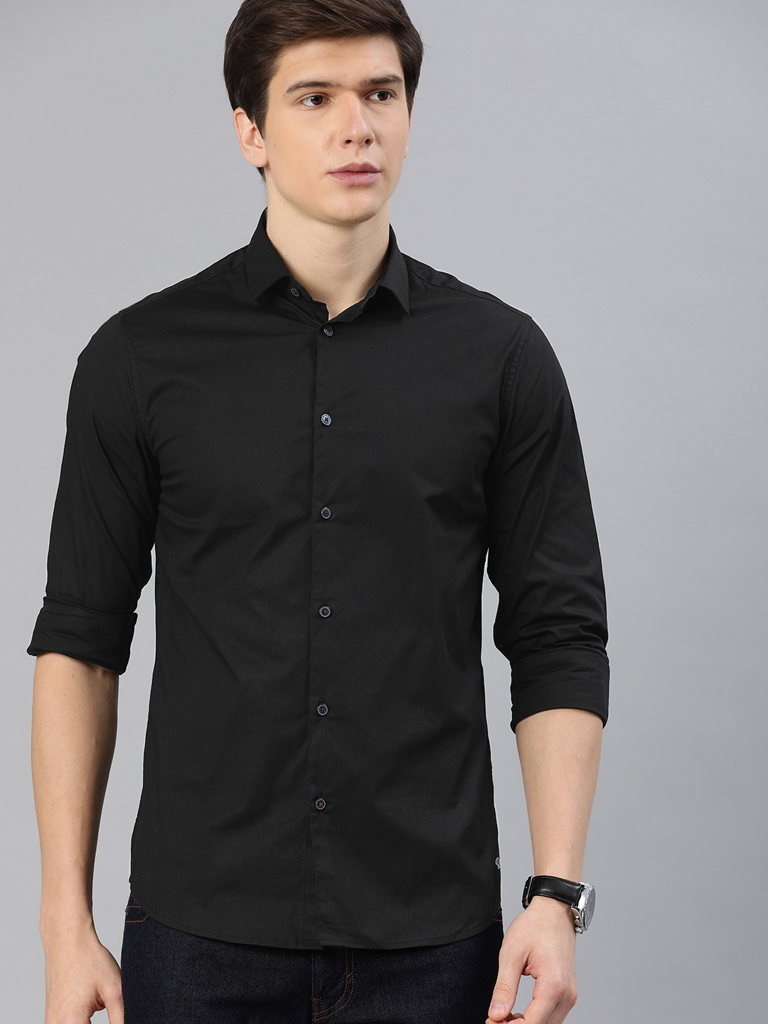 The Bear House   TBH Classic Formal Shirt
