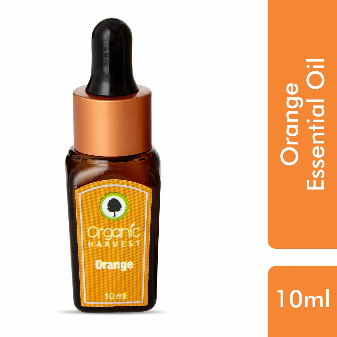 Organic Harvest | Orange Oil - 10ml