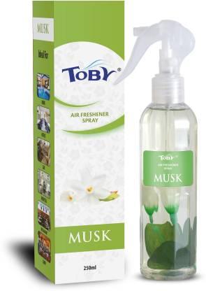 Toby | TOBY MUSK Air Freshener (Room Spray) - 250 ml*2