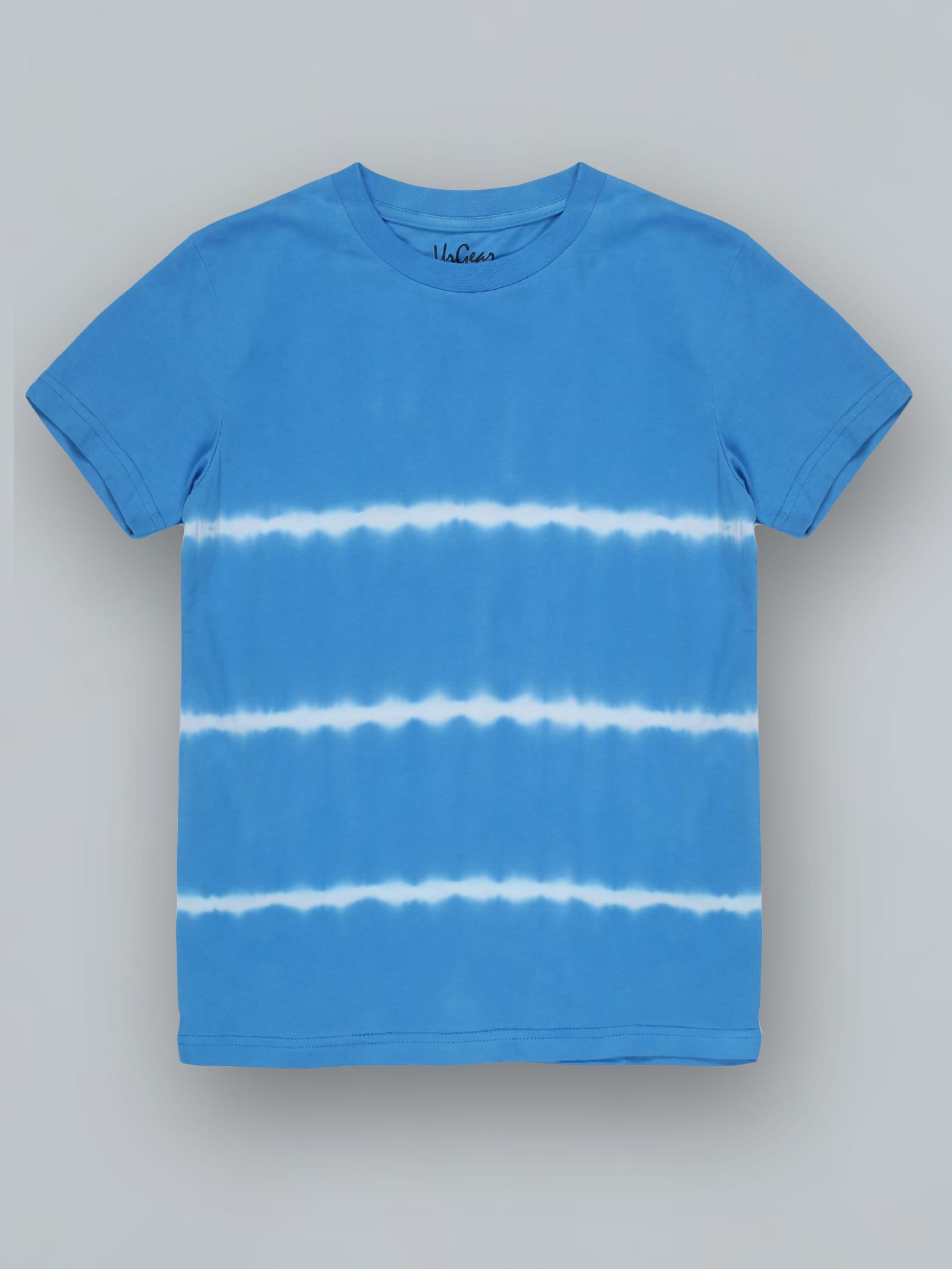 UrGear | UrGear Boys Washed Pure Cotton T Shirt