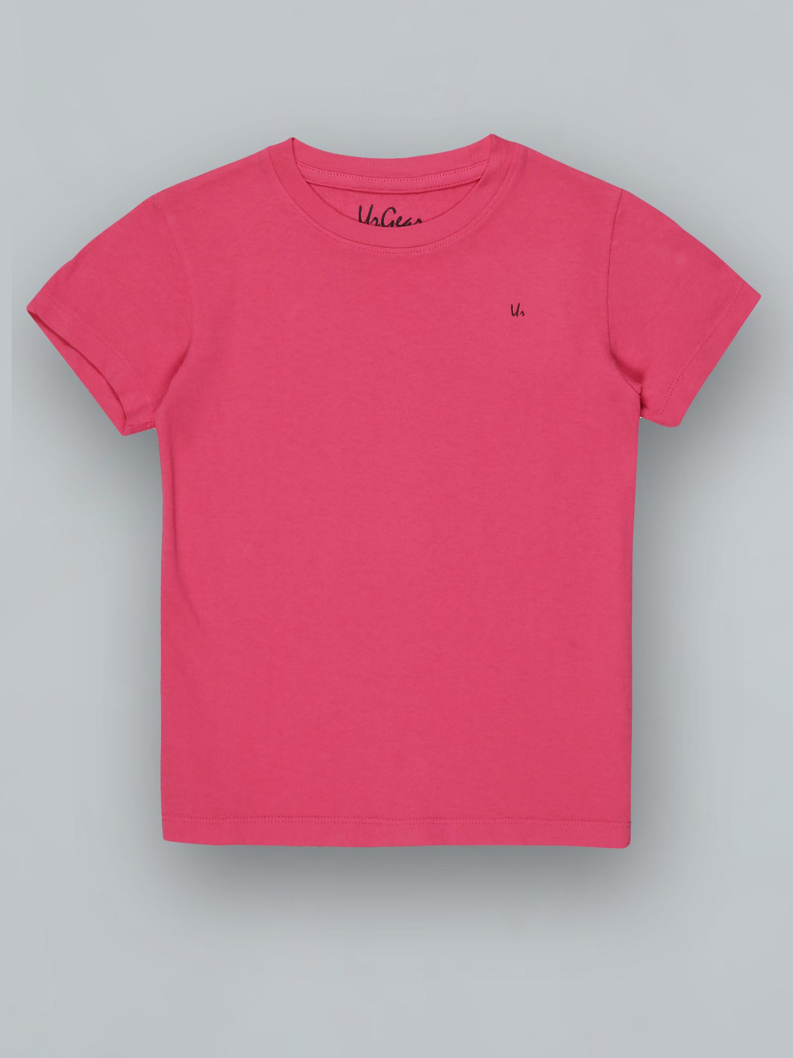 UrGear   UrGear Baby Boys & Baby Girls Solid Pure Cotton T Shirt