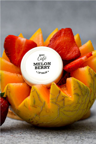 BodyCafe | BodyCafé Melon Berry Lip Balm