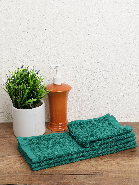 OCTAVE | Hand Towel GREEN