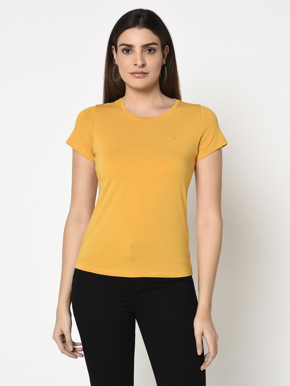 METTLE   Women Yellow METTLE