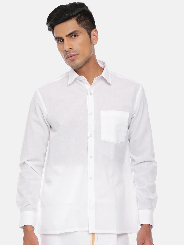 UATHAYAM | Udhayam  Men's Cotton Shirt