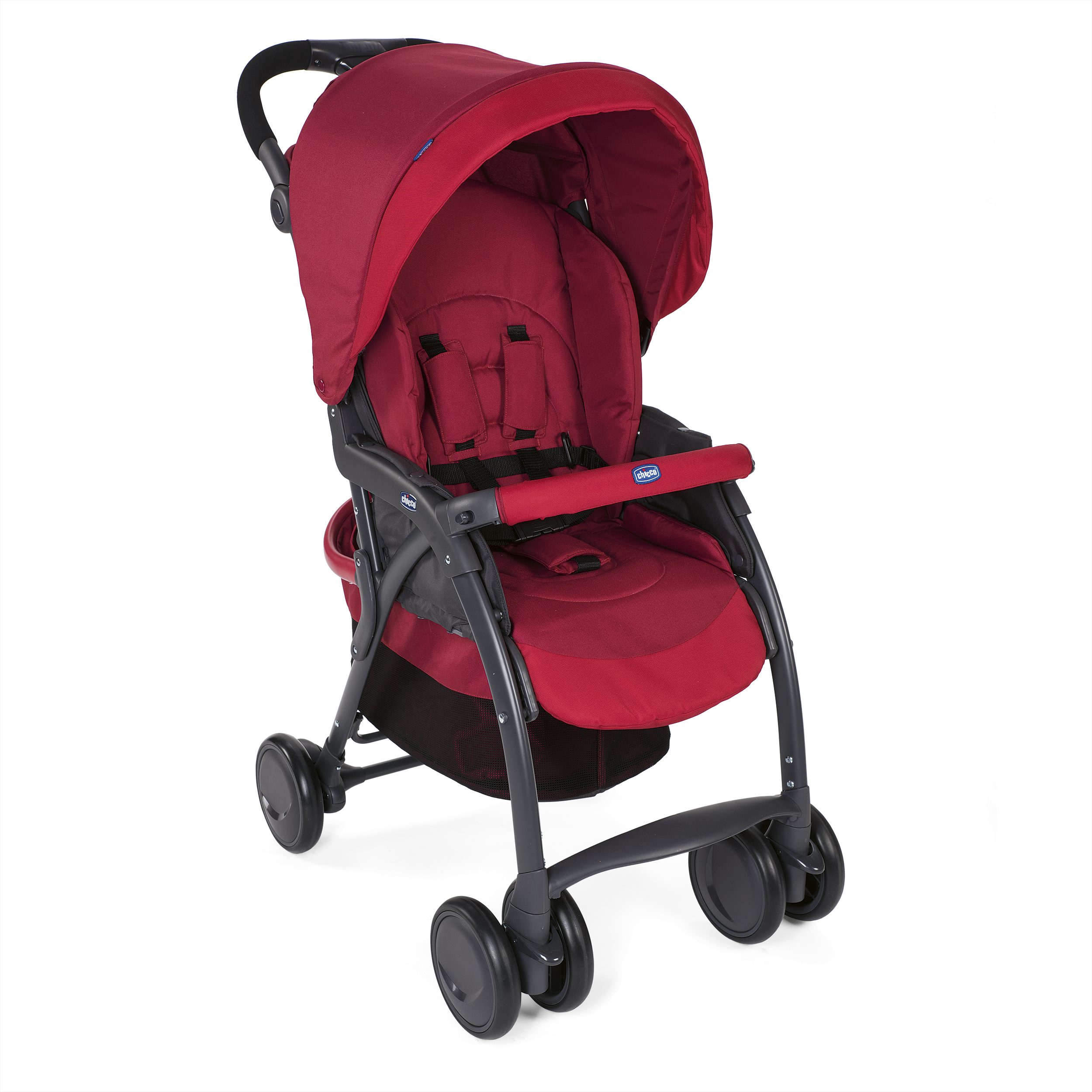 Mothercare | Chicco Simplicity Plus Baby Stroller Red