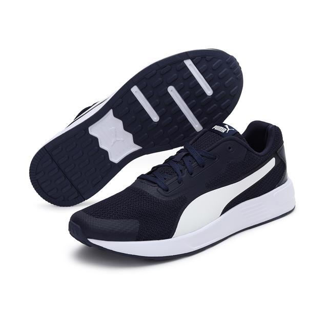 Puma   Puma Taper Peacoat-White-Running Shoe