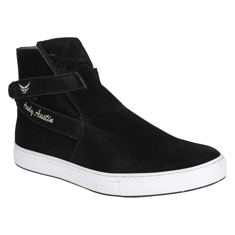 AADY AUSTIN | Aady Austin Genial High Top Shoes - Black