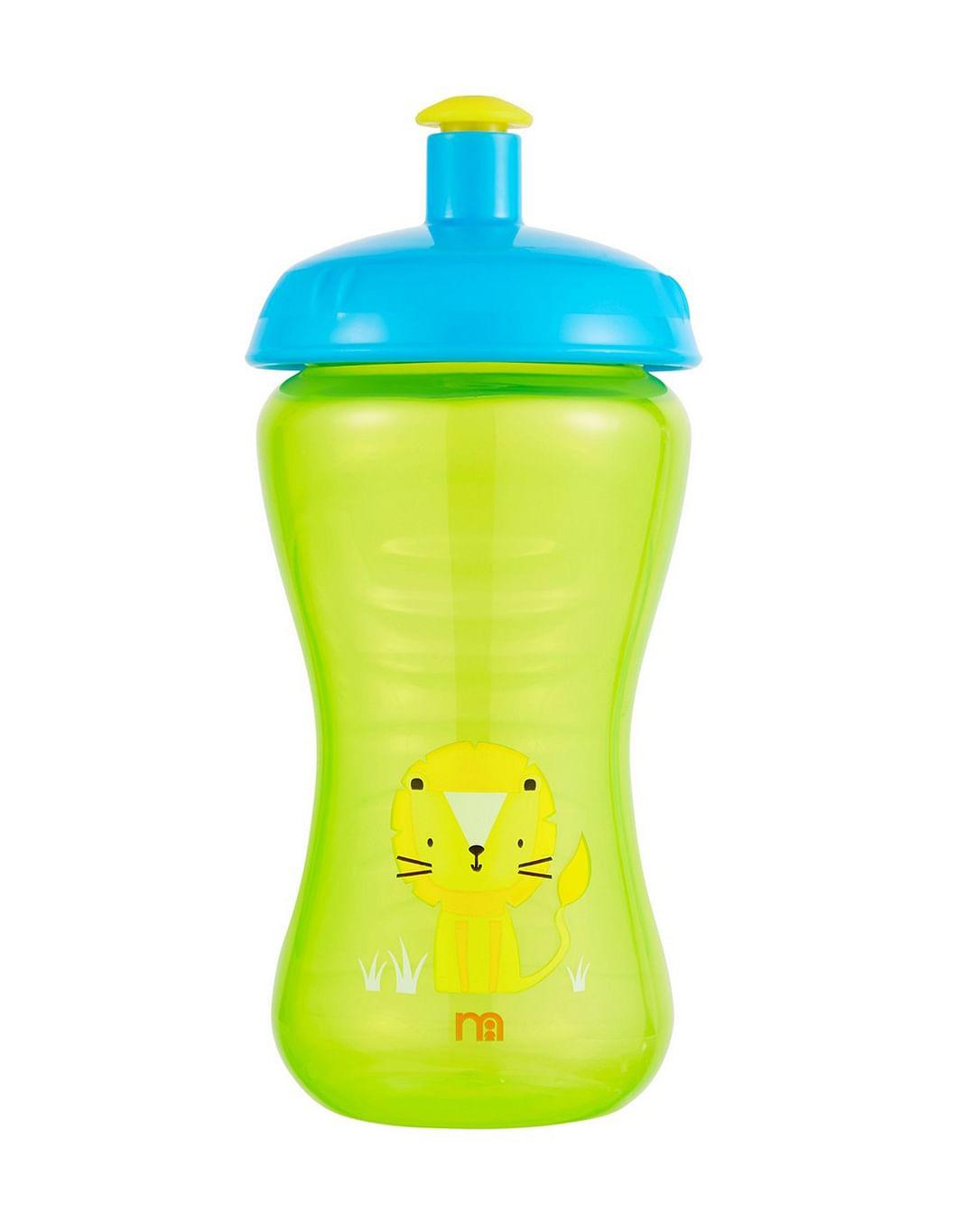 Mothercare | Free Flow Sports Bottle - Blue
