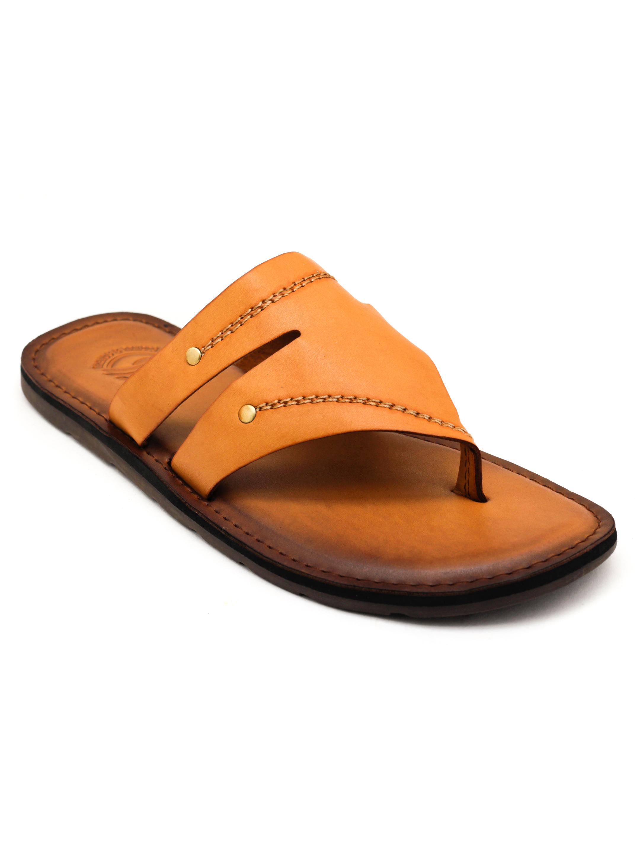 Trends & Trades   Mens Beige Thong Sandals