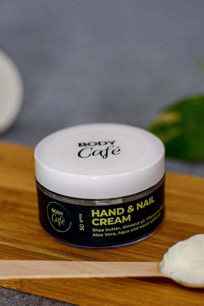 BodyCafe | BodyCafé Hand & Nail Cream