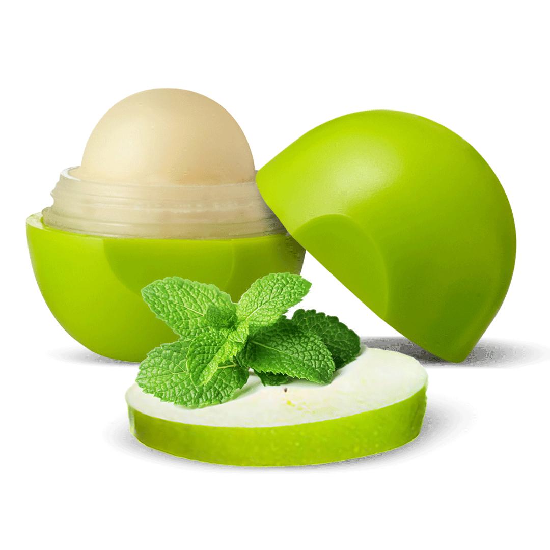 Organic Harvest   Green Apple Lip Balm - 10g