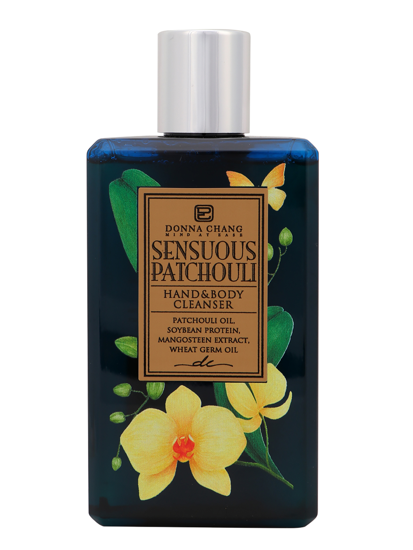 DONNA CHANG | Donna Chang Sensuous Patchouli Hand & Body Cleanser