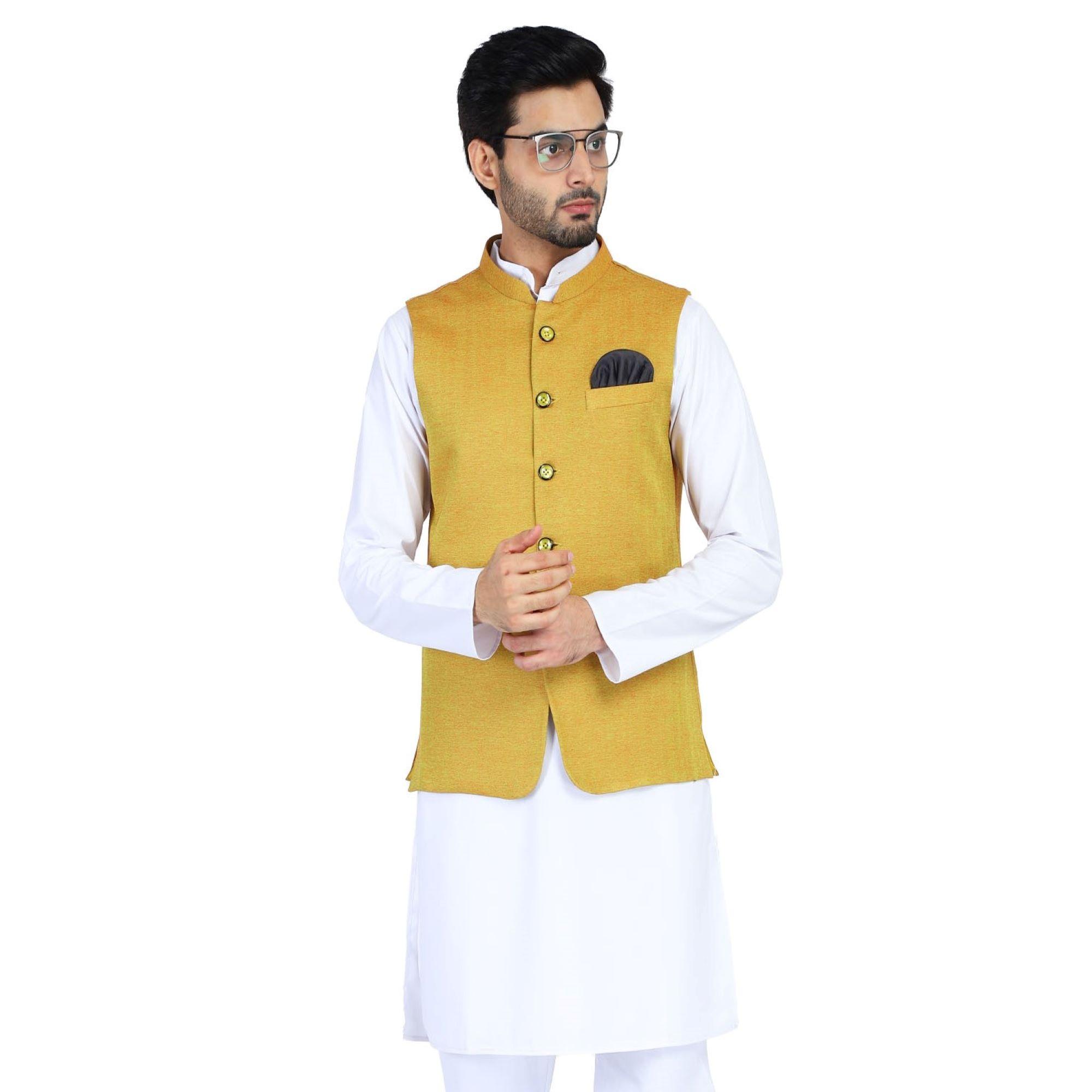 TAHVO | TAHVO Men Nehru Jacket