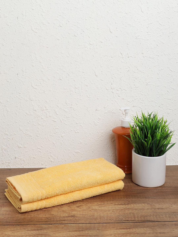 OCTAVE | Face Towel MANGO