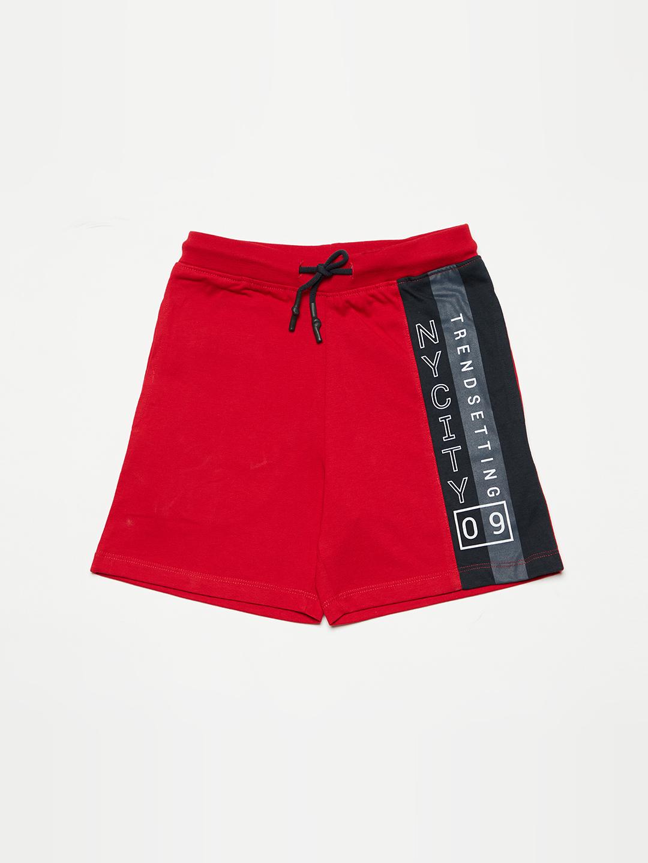 OCTAVE | Boys BRICK Shorts
