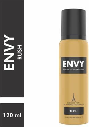 Envy | ENVY Rush Deodorant Spray - For Men  (120 ml)