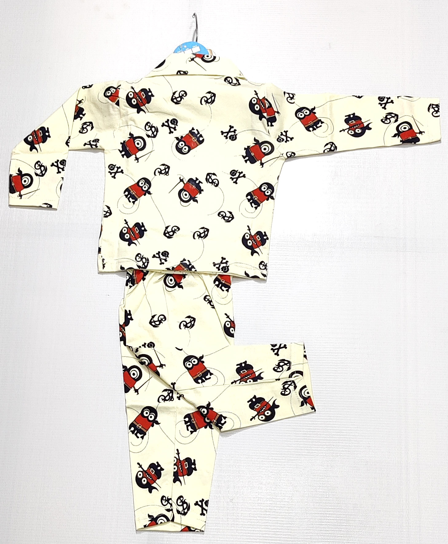 AAAKAR | Stylish Minions Printed Top and Pyjama Set