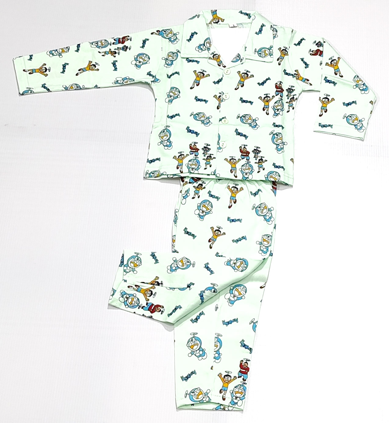 AAAKAR | Stylish Doraemon Printed Top and Pyjama Set