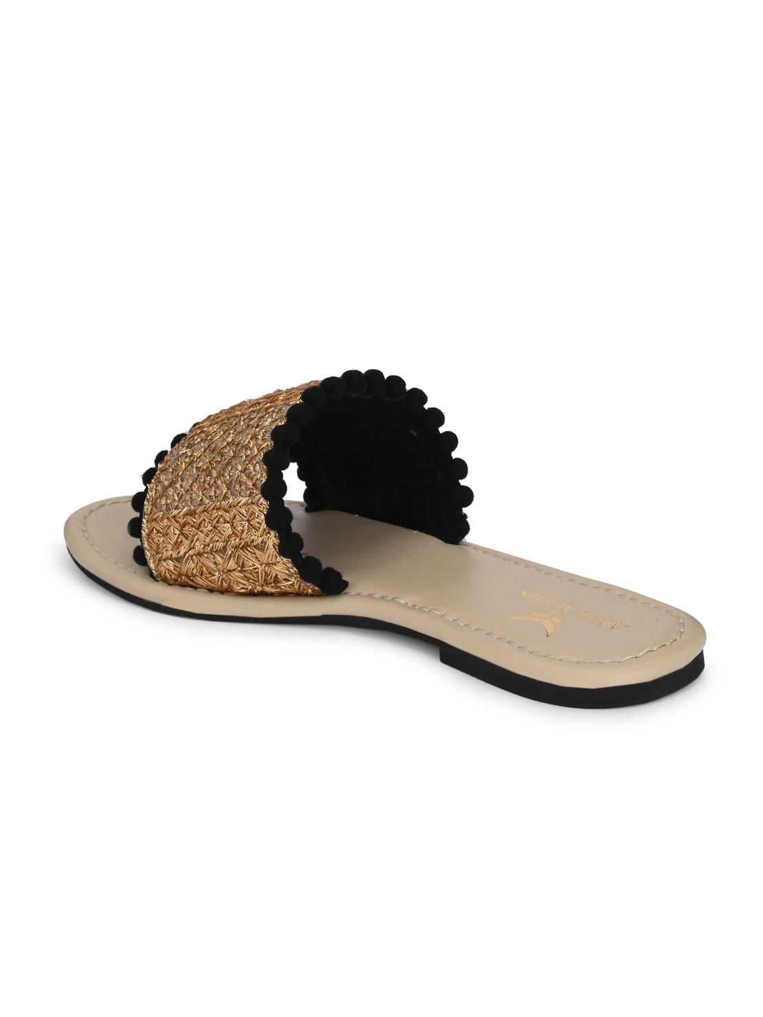 AADY AUSTIN | Aady Austin Open Toe Flats