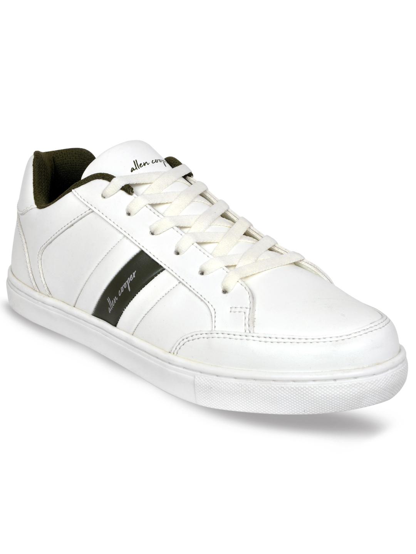 Allen Cooper | Allen Cooper Leather Sneakers For Men
