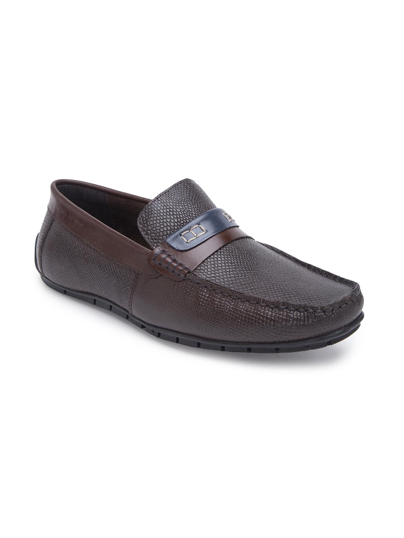 Allen Cooper | Allen Cooper Leather Casual Loafers For Men