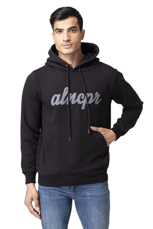 Allen Cooper | Allen Cooper Hoody Without Zipper Sweatshirt for Men