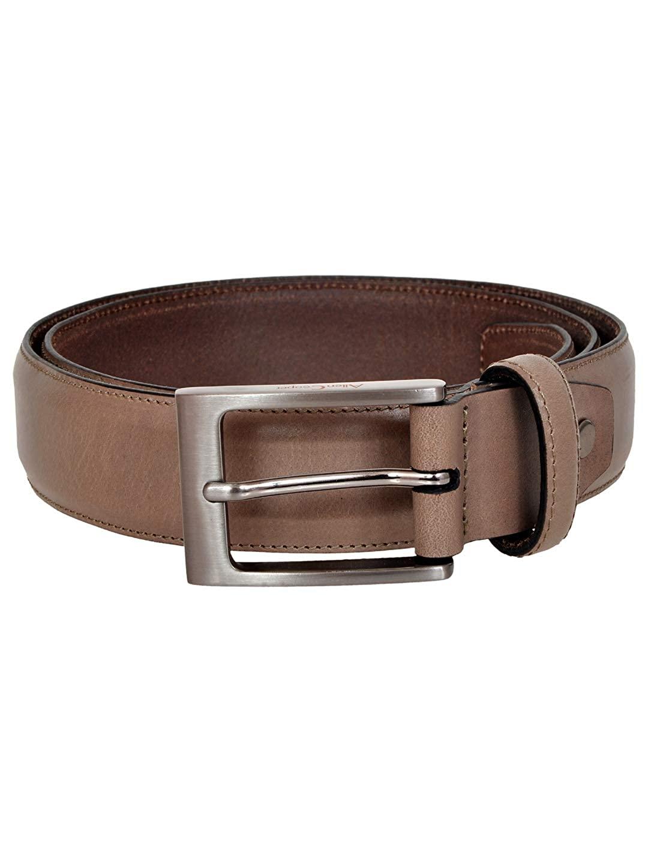 Allen Cooper   Allen Cooper Leather Belt for Men