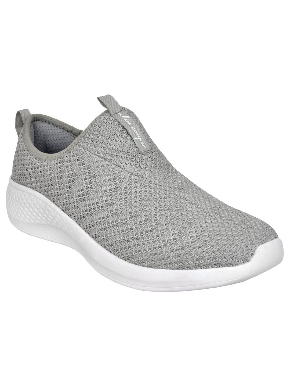 Allen Cooper | Allen Cooper Grey Sports Shoes For Men