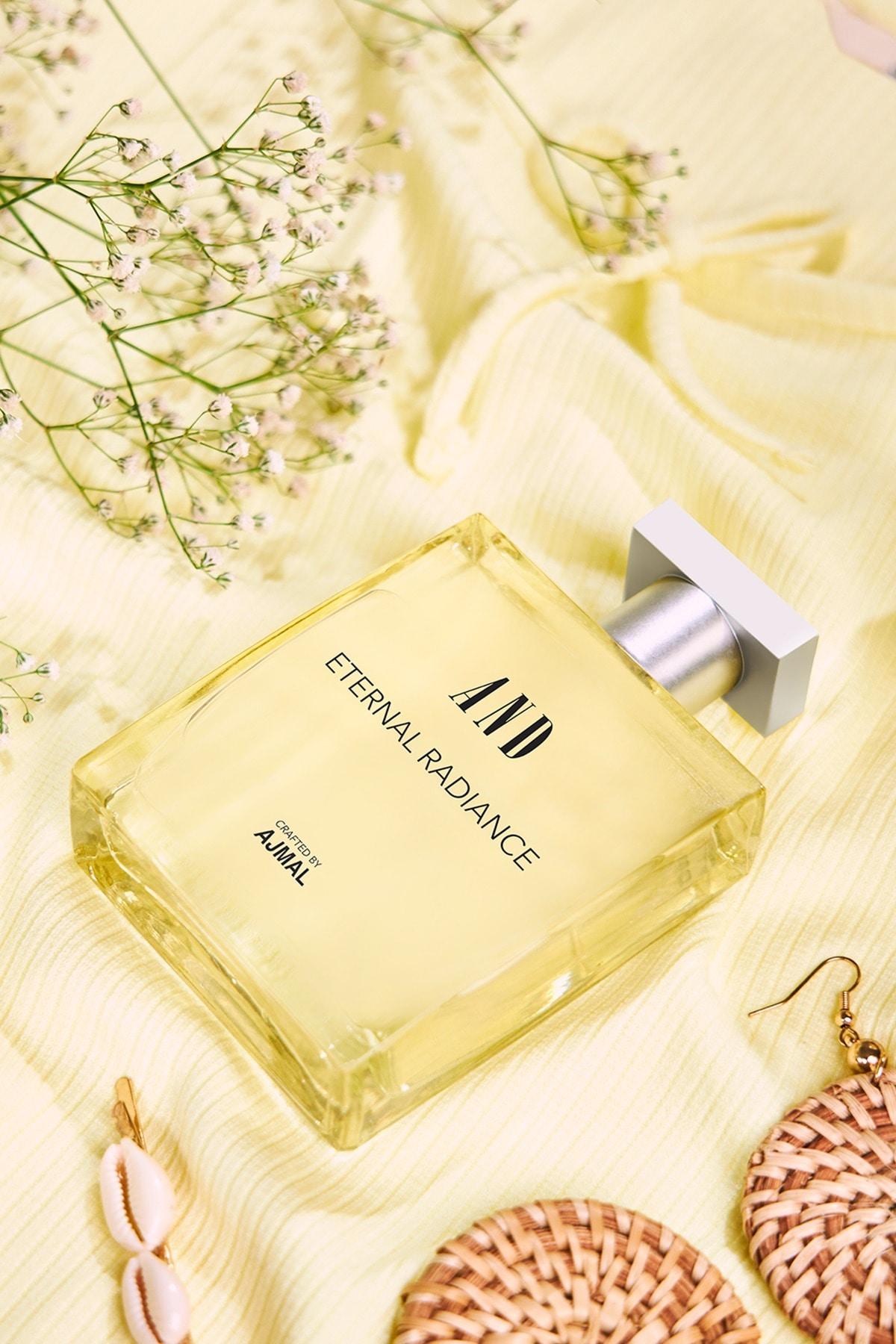 AND   Eternal Radiance Woody Rose Eau De Parfum