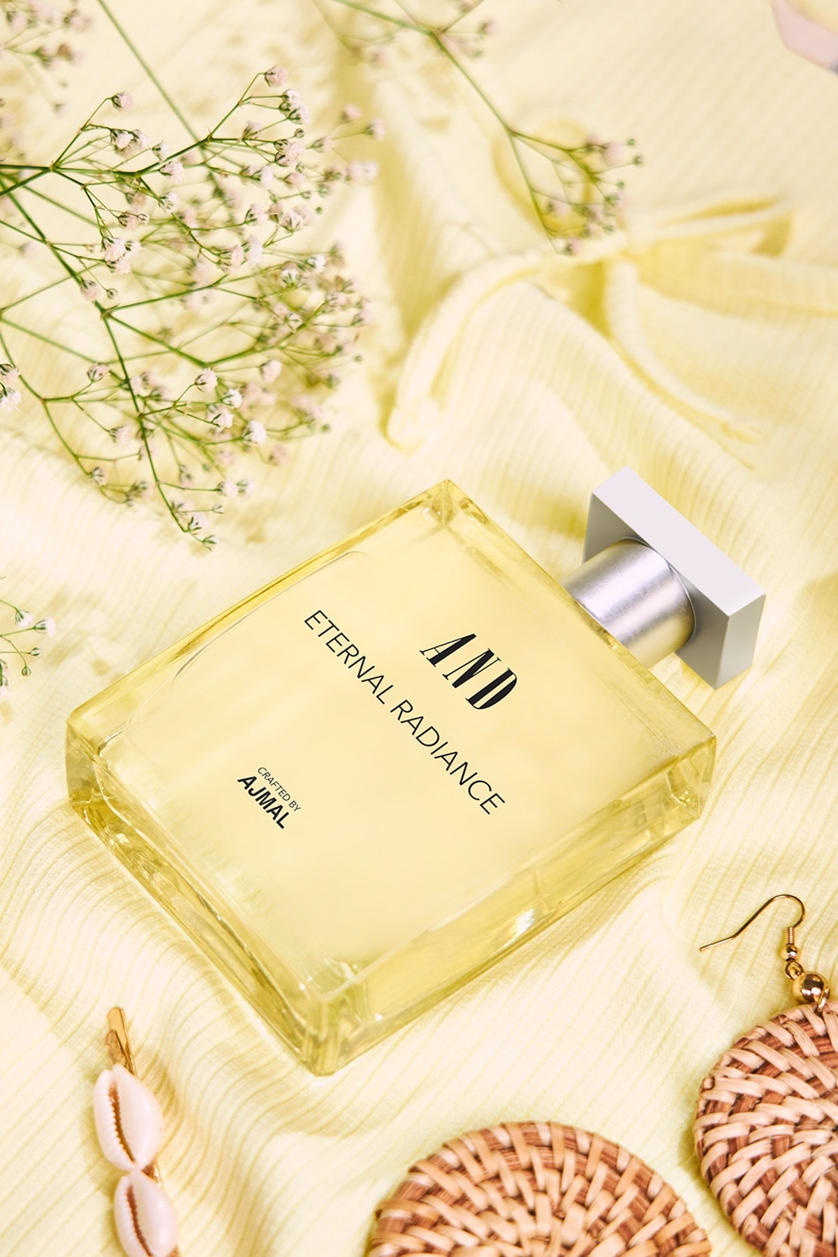 AND | Eternal Radiance Woody Rose Eau De Parfum