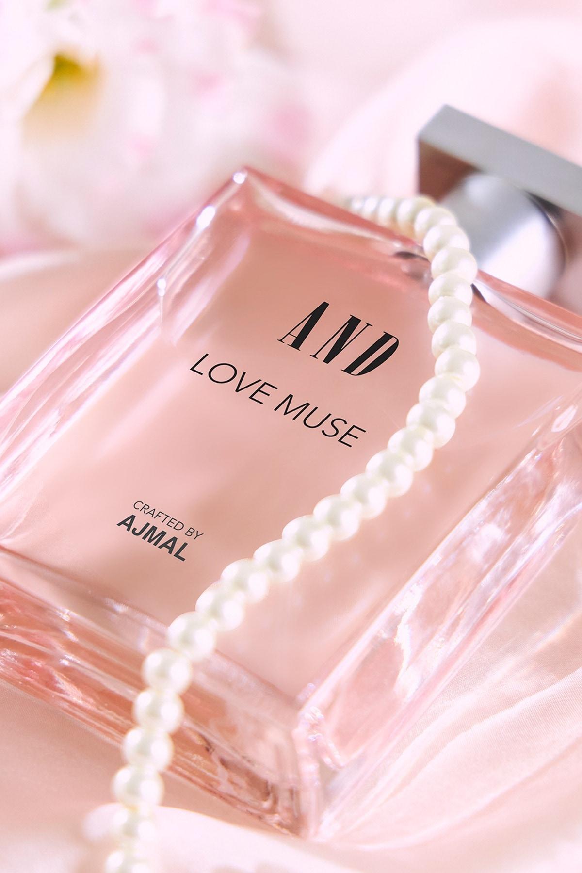 AND | Love Muse Fruity Woody Eau De Parfum