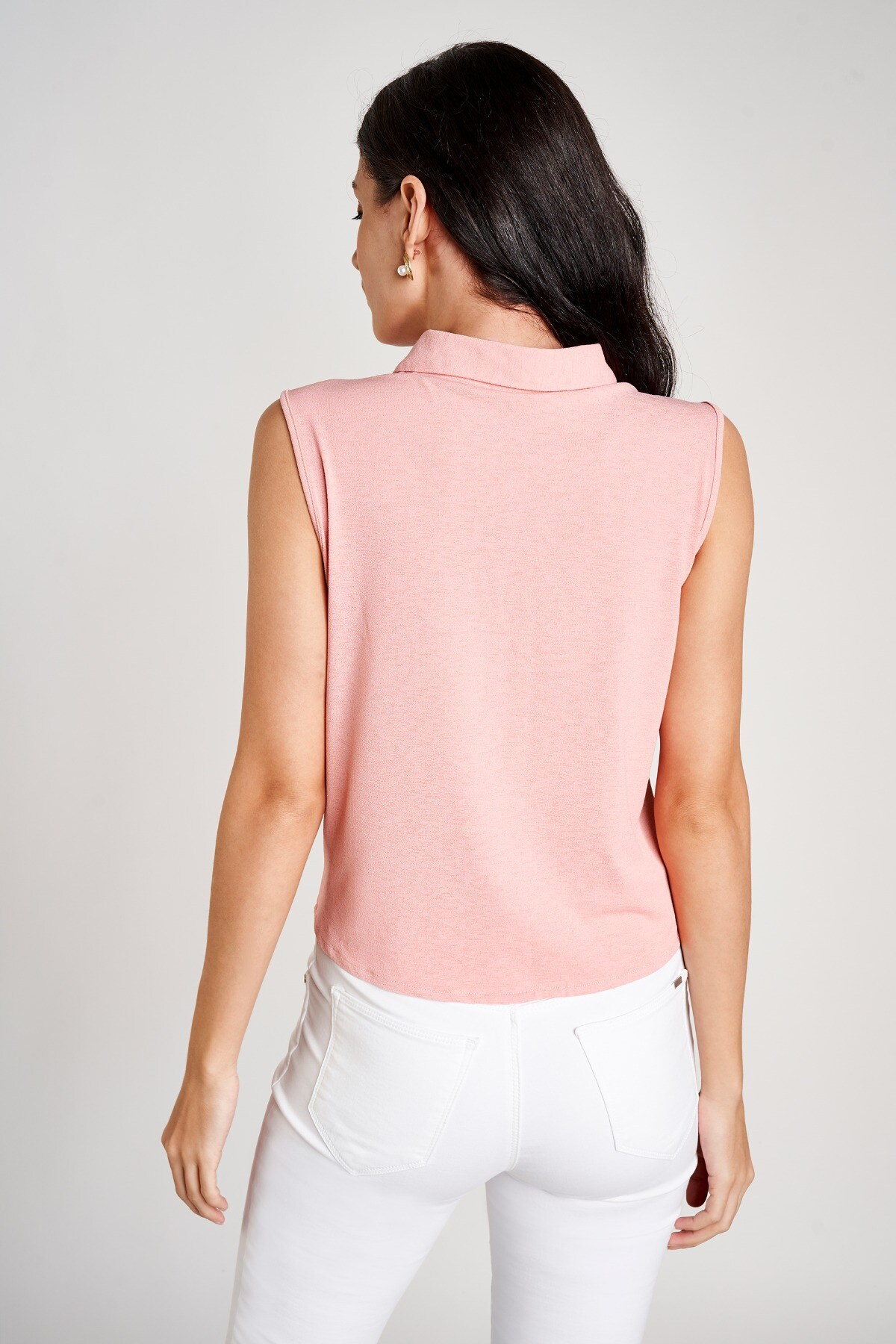 AND | PINK TOP