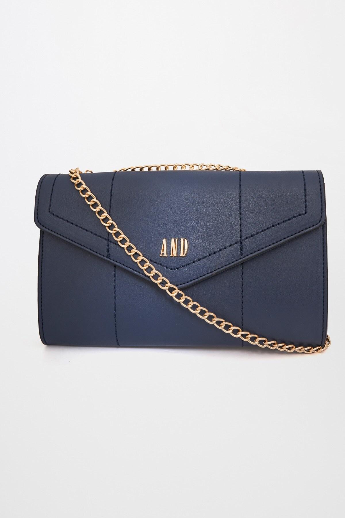 AND | Navy Sling Handbag