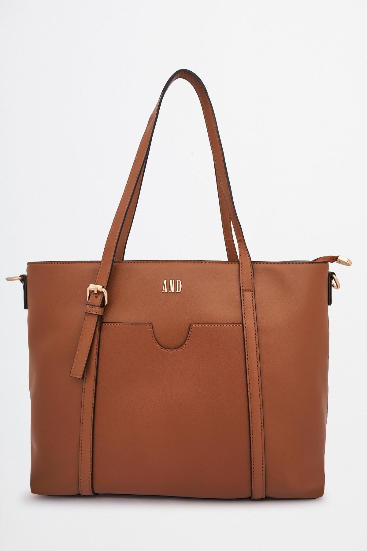 AND | Tan Shoulder Bag Handbag