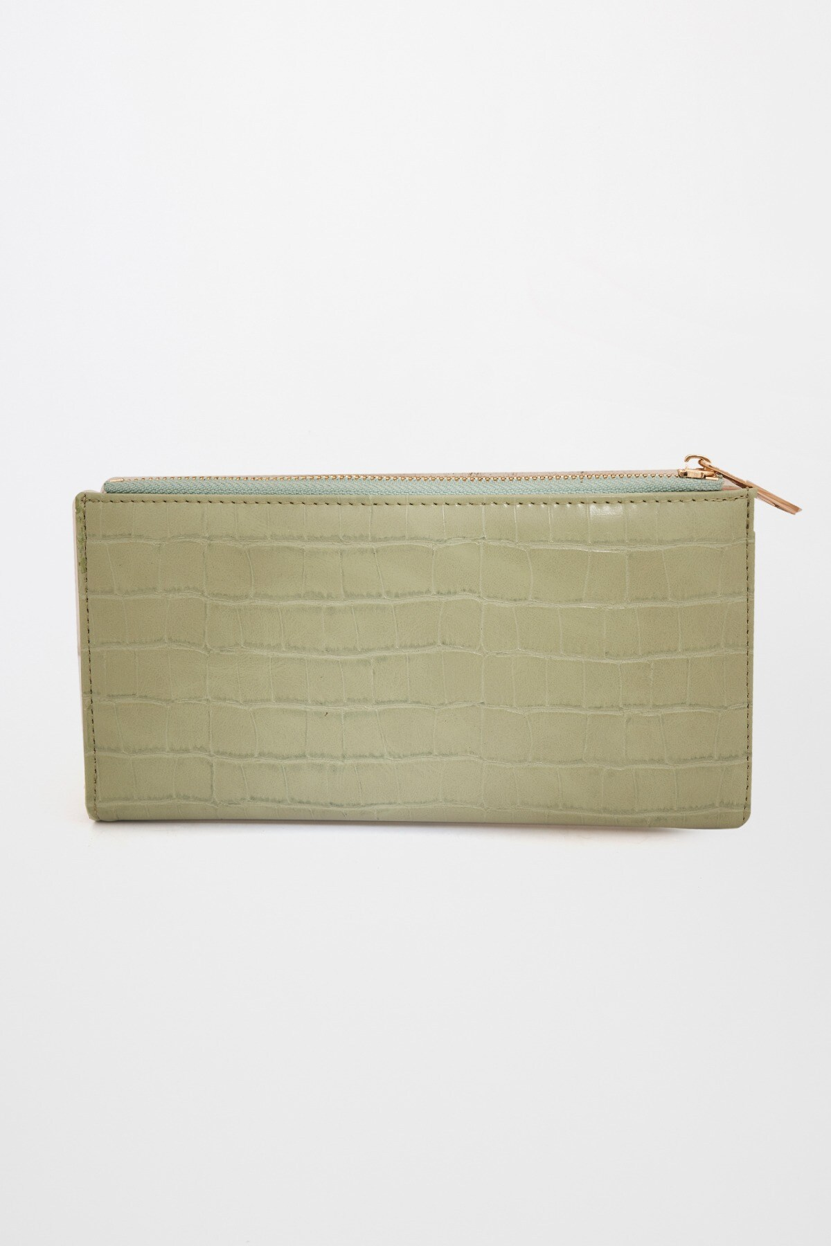 AND | Sage Green Wallet