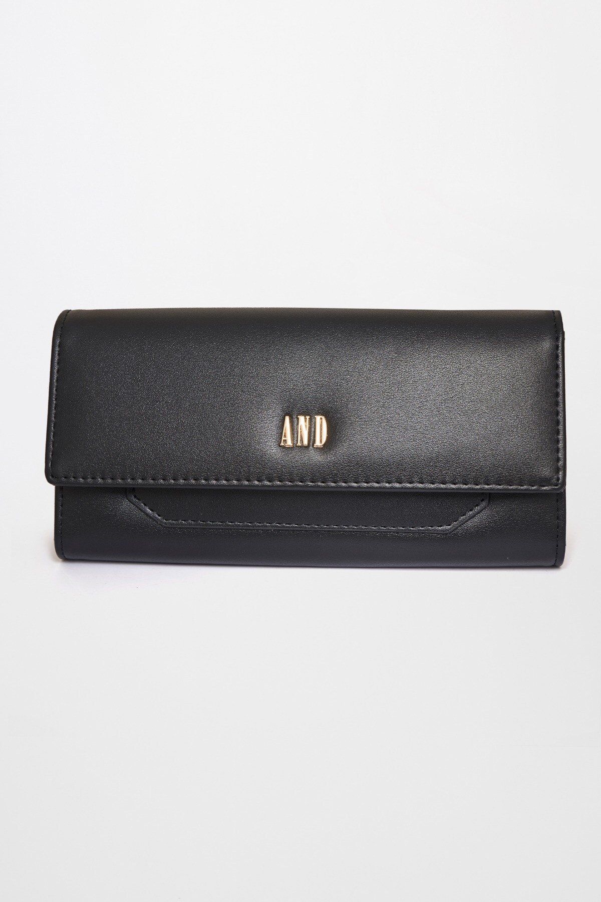 AND   Black Wallet