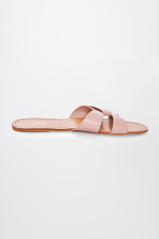 AND | Pink Footwear