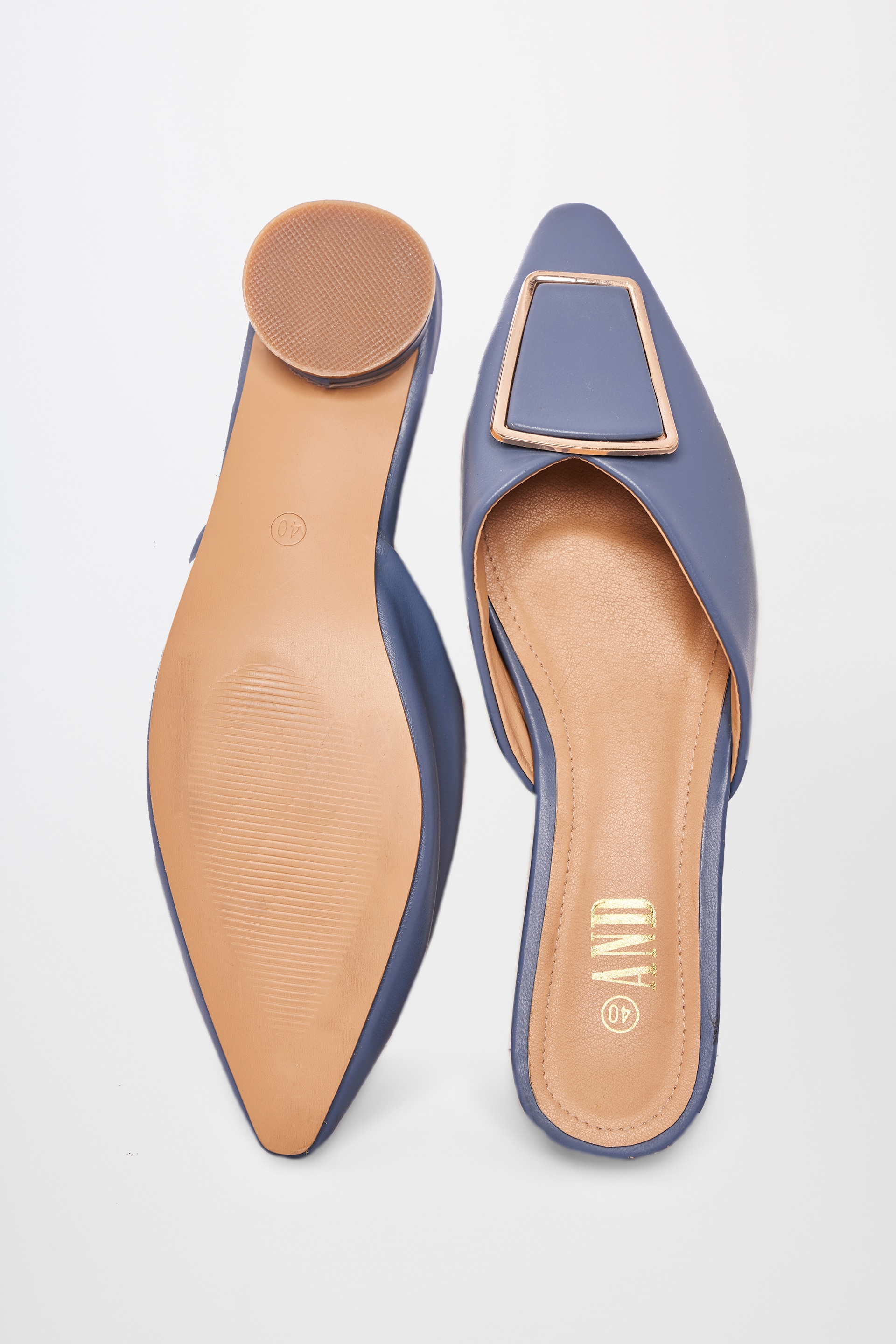 AND | Blue Footwear