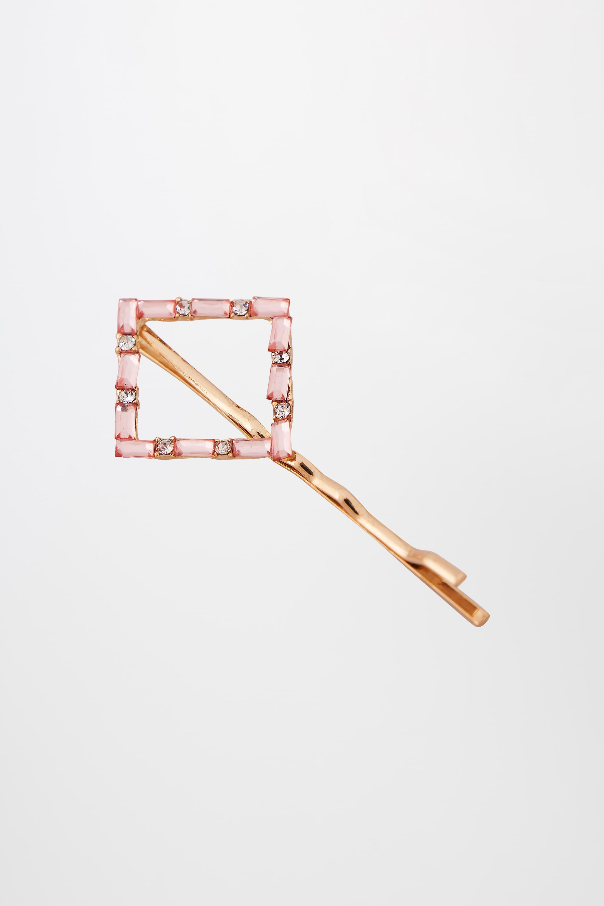 AND | Pink Hair Clip