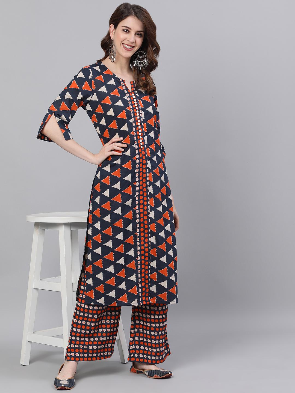 ANTARAN | Antaran Women Kurta and Pyjama Set
